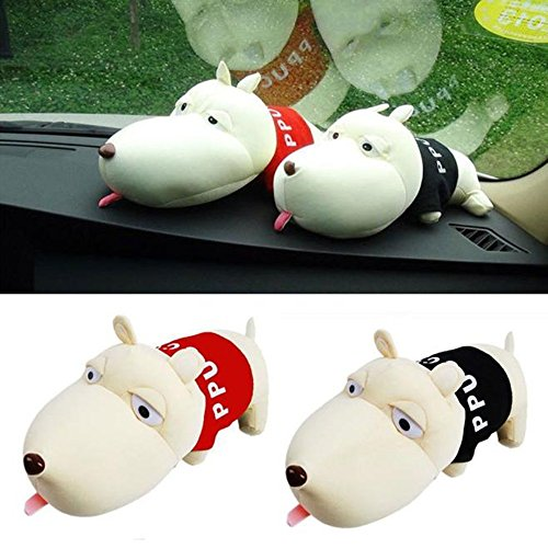 new-arrival-funny-dog-doll-car-decor-purify-air-bamboo-charcoal-bag-adsorb-odor-deodorant-2-pc