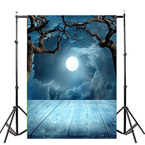 Sumen Clearance! Halloween Photography Backdrop Fairy Dream Glitter