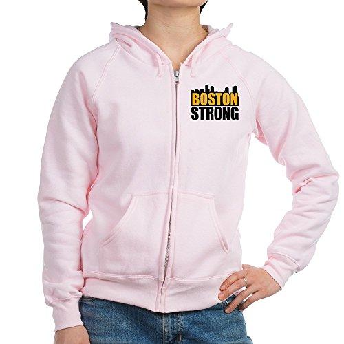 Boston Bruins Ladies Hoody Sweatshirt - 5