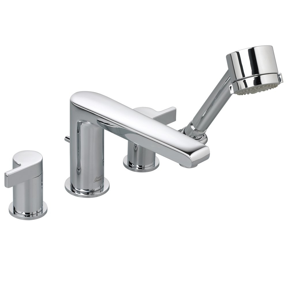 American Standard 2590.901.002 Studio Deck Mounted Tub Filler with ...