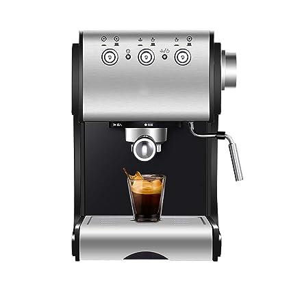 Cafeteras de Espresso automáticas Máquina de café casera máquina de café Comercial semiautomática máquina de Espuma