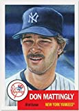 #7: 2018 Topps The Living Set Baseball #85 Don Mattingly New York Yankees Online Exclusive MLB Trading Card SOLD OUT at Topps