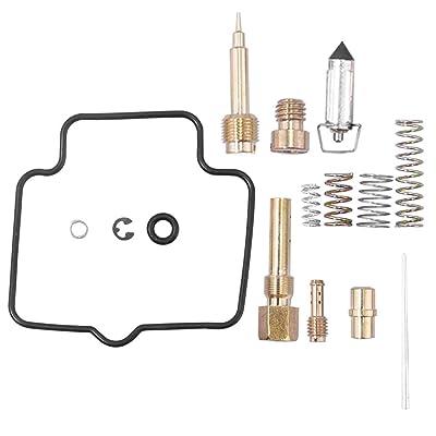 Carburetor Rebuild Repair Kit for Suzuki 250 Ozark LTF250 LT-F250 2x4 ATV 2002-2009 2012 LTF 250 Carb Rebuild Kit: Automotive