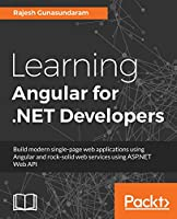 Learning Angular 2 for .NET Developers Front Cover