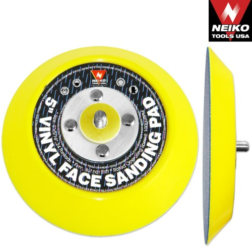 Neiko 30261A 5 Inch Sanding Action
