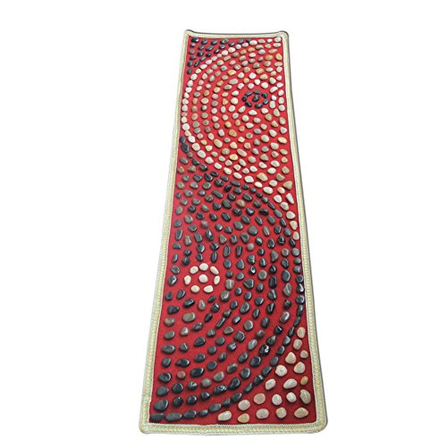 EliteShine Cobblestone Rock Reflexology Massage Yoga Mat ...