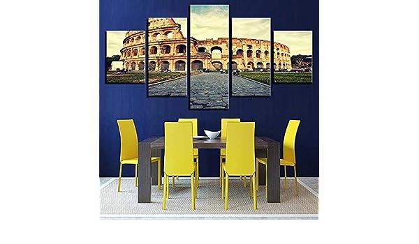 mmwin Lienzo HD Impresiones Imágenes Decoración de Sala de ...