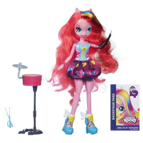 My Little Pony Equestria Girls Singing Pinkie Pie Doll -