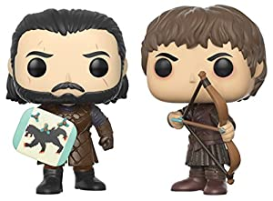 funko 12378 pop vinyl game of thrones botb ramsay bolton and jon snow figure artist not. Black Bedroom Furniture Sets. Home Design Ideas