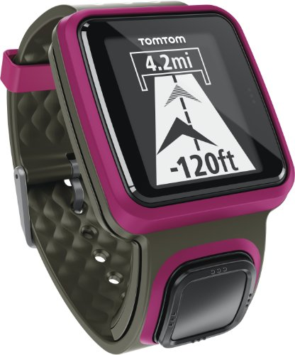 TomTom 1RR0.001.01 Runner GPS Running Watch (Pink) by TomTom (Image #2)