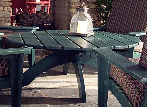 Uwharrie Round 54 in. Table - Chatsworth (Twilight Blue) (Chair Garden Uwharrie)