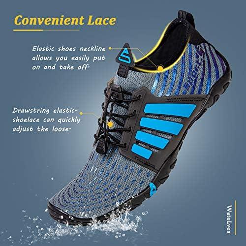 516n8h98KsL. AC Water Shoes Mens Womens Beach Swim Shoes Quick-Dry Aqua Socks Pool Shoes for Surf Yoga Water Aerobics    Product Description