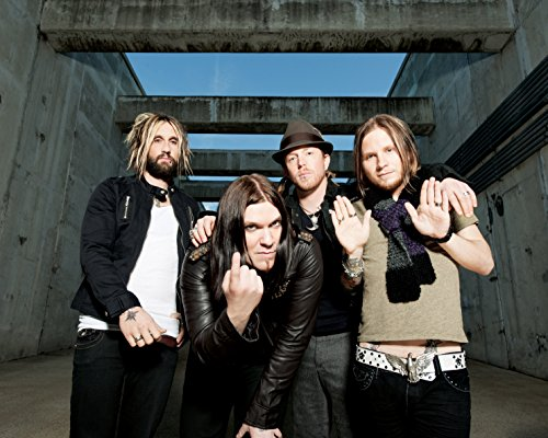Shinedown / Hard Rock 8 x 10 GLOSSY Photo Picture