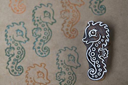 Horse Batik Fabric - 7