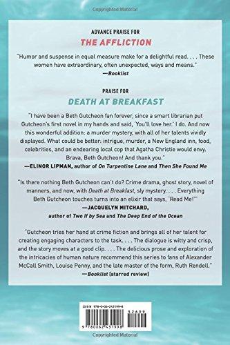The Affliction A Novel Maggie Detweiler And Hope Babbin Beth