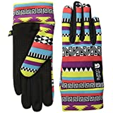 Womens Touch N Go Liner Glove, Mixtec, Medium