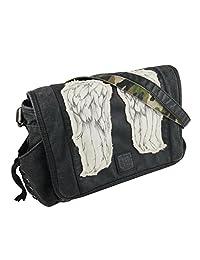 The Walking Dead Daryl Wings Mini Messenger Bag - Black