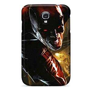 Shock-Absorbing Hard Phone Cases For Samsung Galaxy S4 (yhr8937cTPY) Custom Beautiful Daredevil I4 Skin