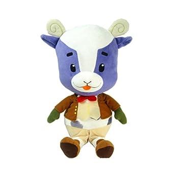 Amazon ポコポッテイト ぬいぐるみ L メーコブ 座高33cm おもちゃ