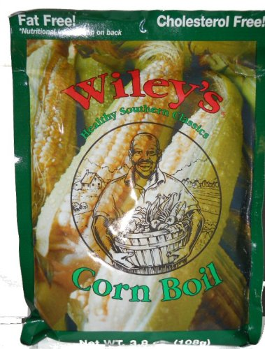 Wiley#039s Corn Boil Seasoning2 TWO 38oz Packets