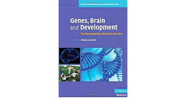 genes brain and development barnes marcia a