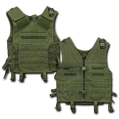 Rapdom Tactical Modular Style Vest
