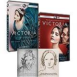Masterpiece: Victoria – Seasons 1 & 2 DVD Set With Bonus Self-Portrait Postcard