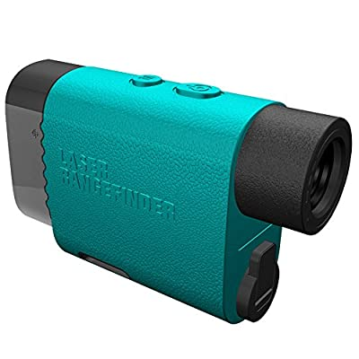 Mileseey PF03 Golf Laser Rangefinder Hunting Laser Range Finder Waterproof with Scan and Angle Speed Measurements from Mileseey