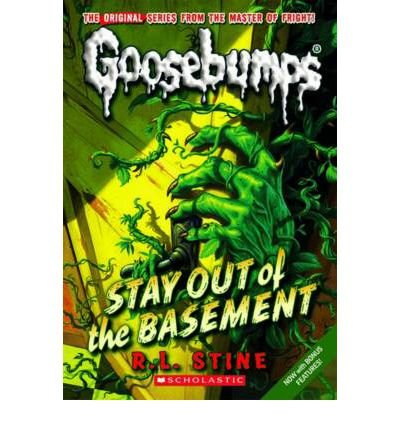 [( Goosebumps: Stay Out of the Basement )]