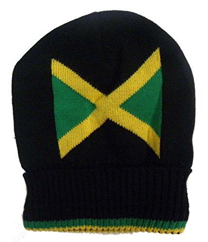 Jamaica Gorro de negro para punto hombre 4za4AqHw