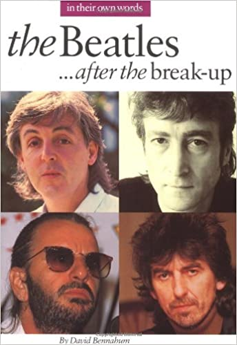 amazon the beatles after the break up in their own words david