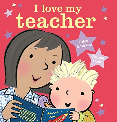 I Love My Teacher (English Edition)