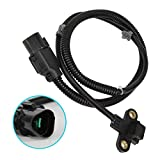 Crankshaft Angle Position Sensor CPS Fit 39310-38060 for Hyundai Santa FE Sonata Kia Optima Magentis 1999 2000 2001 2002 2003 2004 2005 2006/DOICOO