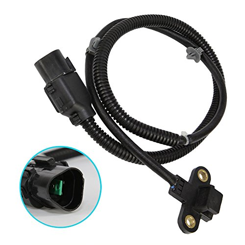 DOICOO Crankshaft Angle Position Sensor CPS Fit 39310-38060 for Hyundai Santa FE Sonata Kia Optima Magentis 1999 2000 2001 2002 2003 2004 2005 -