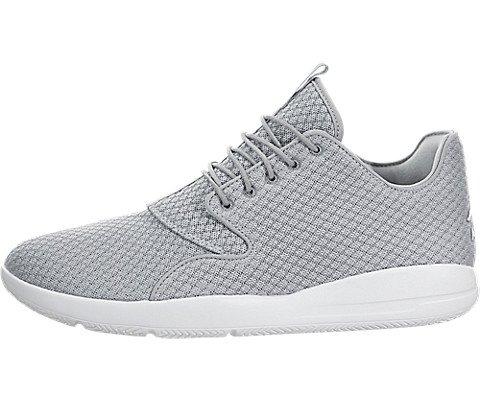 18fda8691420 Galleon - Nike Jordan Mens Jordan Eclipse Wolf Grey White Running Shoe 10  Men US