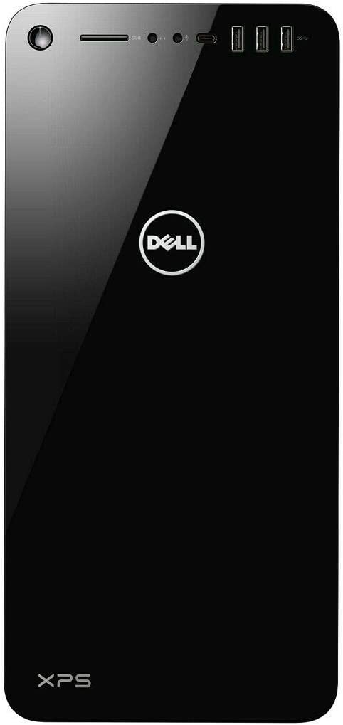 Latest_Dell XPS 8930 SE Desktop, Intel i7 9700, NVIDIA GeForce RTX 2060 6GB GDDR6, 256GB SSD + 1TB HDD, 16GB RAM, SD Card Slot, HDMI, 1×USB 3.1 Type-C Port, 3×USB 3.1 Gen 1 Ports, Windows 10