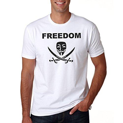 Freedom Anonymous Herren T-Shirt
