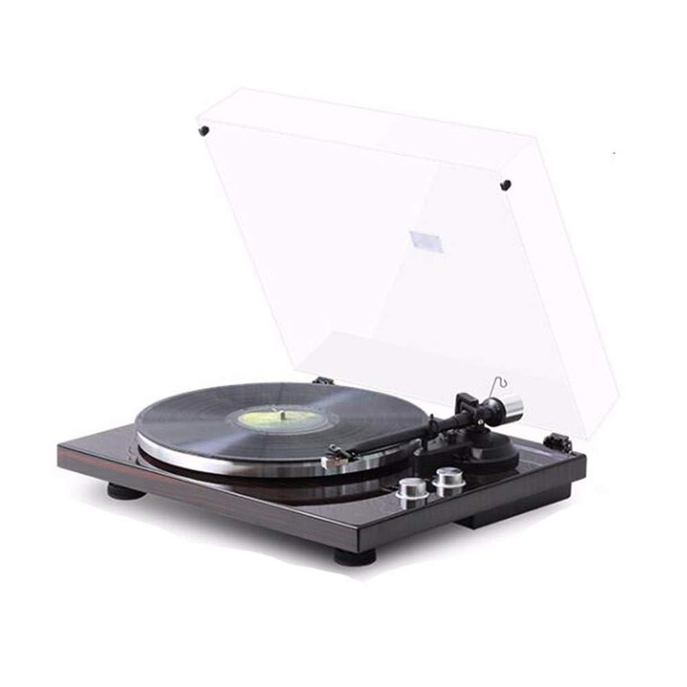 SMLCTY Disco de vinilo del jugador, móvil magnética fono Bluetooth ...