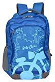 Polo Class Polyester 38 L Blue 15.6 inch Laptop Backpack (PC-0146)