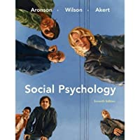 Social Psychology 7th Edition (Book Only)