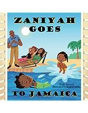 Zaniyah Goes to Jamaica