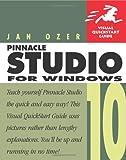Pinnacle Studio 10 for Windows, Jan Ozer, 0321374592