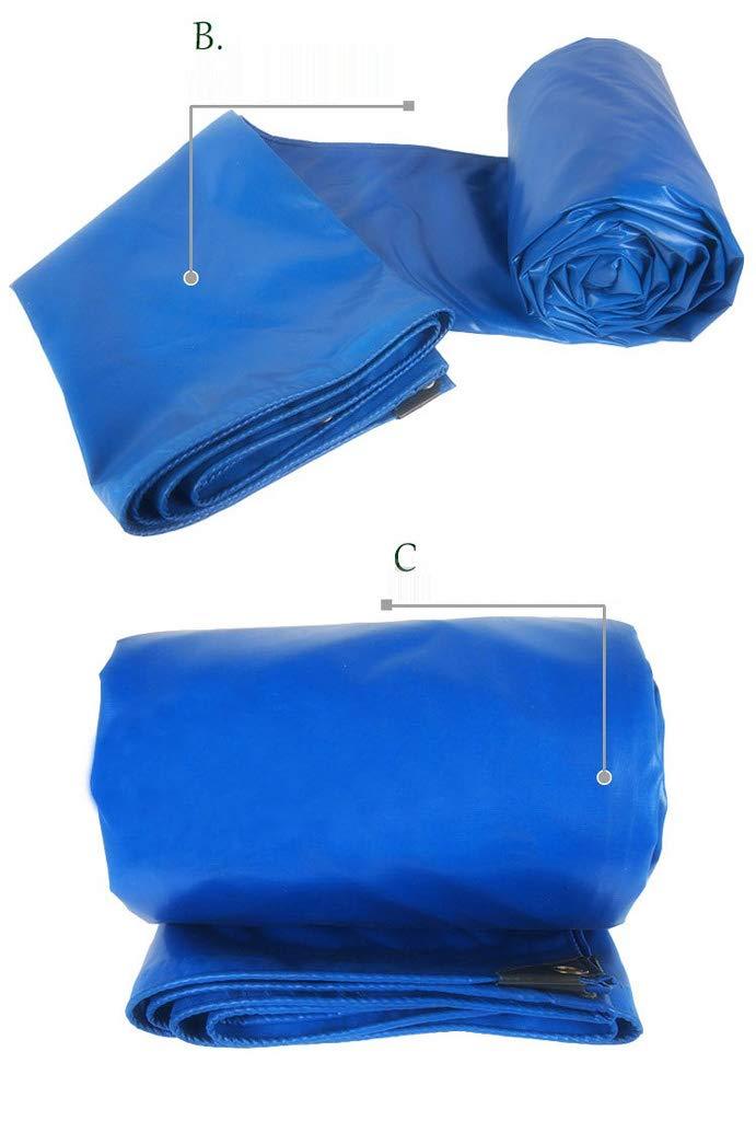 ALLIWEI Flammhemmendes Tuch PVC-beschichtete Tuch-Hochtemperatur-Planen-Umweltschutz-Feuer-Tuch-Regen und UV-Schutz für im Fabrik-LKW im für Freien (größe : 4x5m) 4ae55b