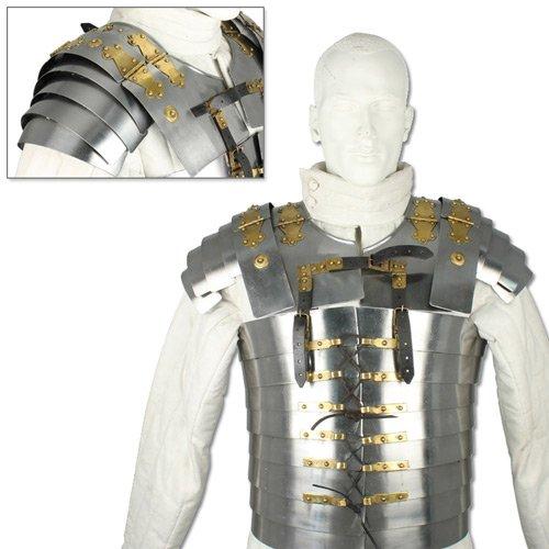 Lorica Segmenta Cuirass Roman Plate Armor - High