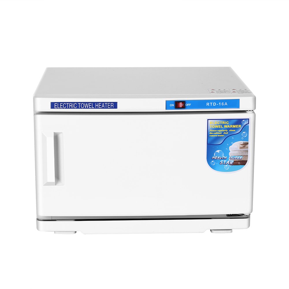 Greensen 2 IN 1 Towel Sterilizer HOT UV Sterilization Cabinet for Beauty Hair Salon Spa Use