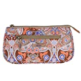 Oilily Luxurious Fig Small Basic Cosmetic Bag/Toiletry Bag