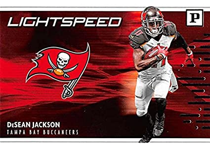 2018 Panini Lightspeed  5 DeSean Jackson Buccaneers NFL Football Card NM-MT 21fad94fb