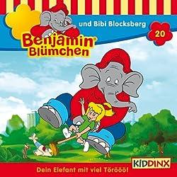 Benjamin und Bibi Blocksberg (Benjamin Blümchen 20)
