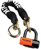 Kryptonite New York Noose Chain w/Evolution Series 4 Disc Lock