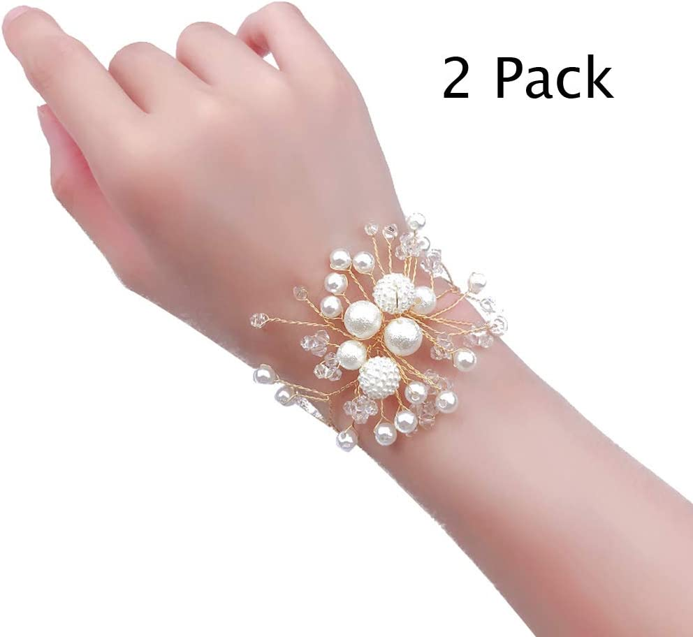Dasan Wedding Bridal Bridesmaid Hand Flower